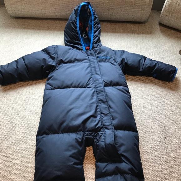 5a3af91e0 Columbia Jackets & Coats | Baby Boys Snowsuit 1824 Months | Poshmark